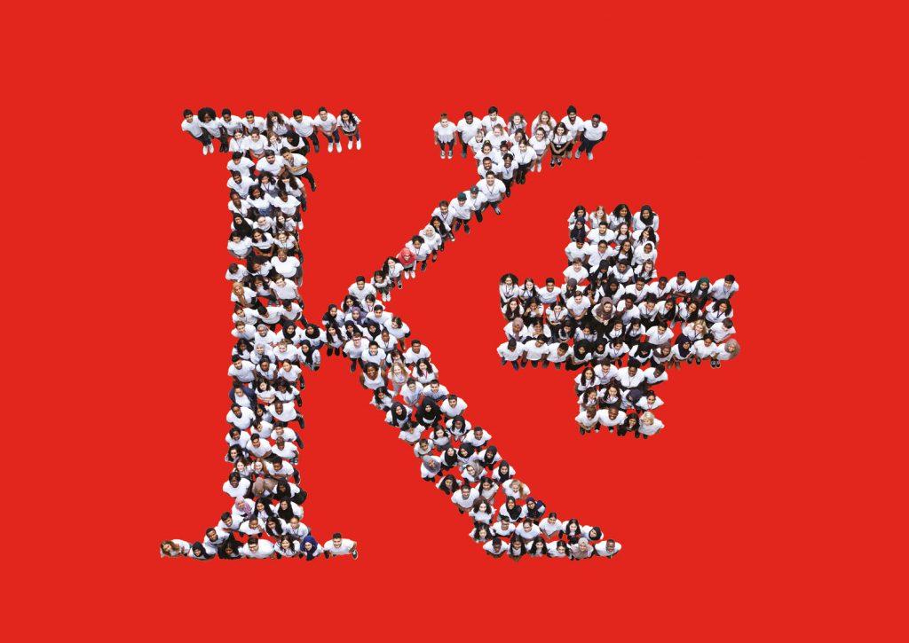 K Plus Kings College London.